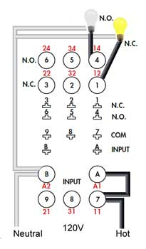 how to wire pin timers larger image 10 pin timer wiring