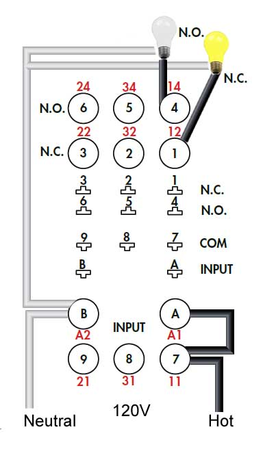 Larger image 10 pin timer wiring