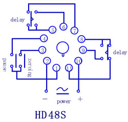 Timer Relay Wiring Diagram - Wiring Diagram DB on