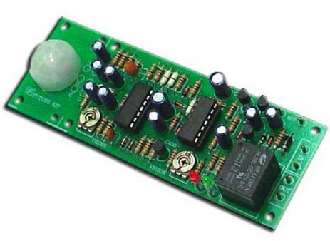 infrared-off-delay-timer