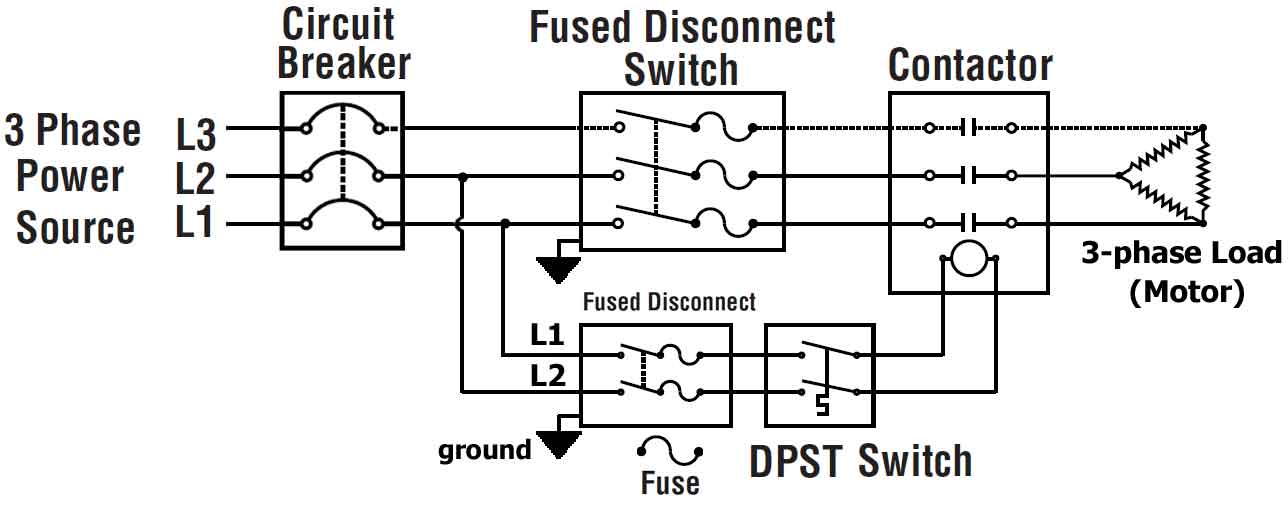 3 Pole Relay Schematic - Wiring Diagram For Light Switch •