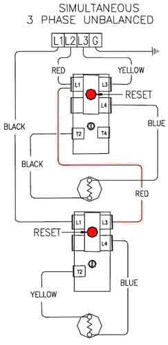 3 phase water heater 3 Phase Wiring Schematic wire water heater for 3 phase