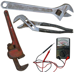 water heater tools