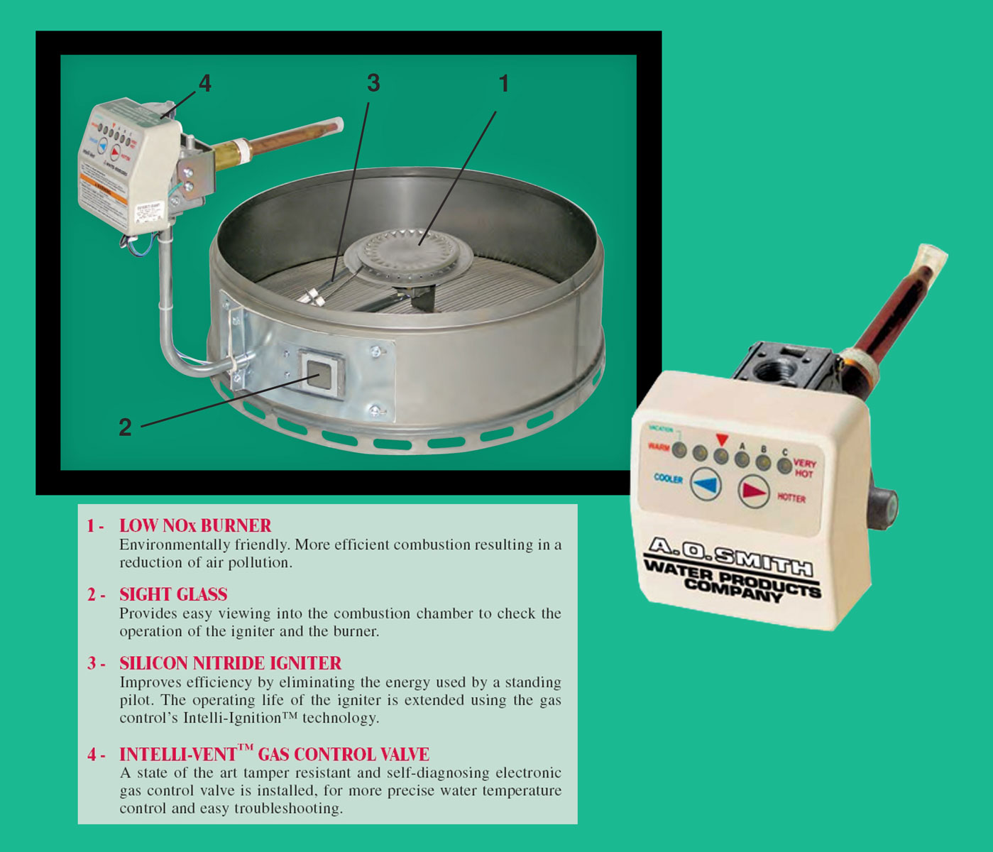How to light gas water heater: