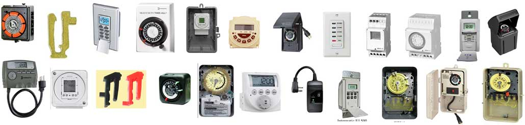 All Intermatic timers