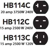 Appliance timer outlets