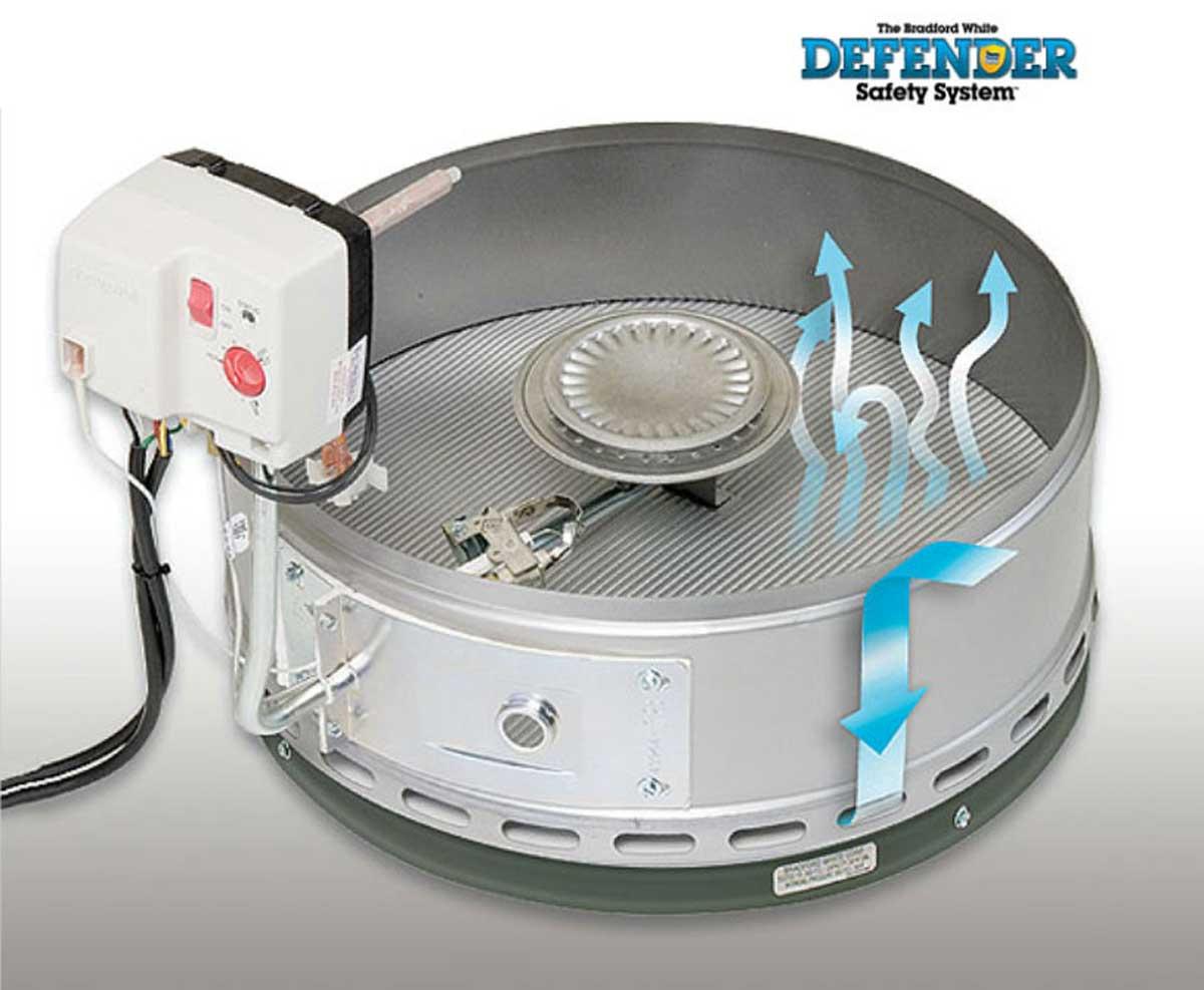 Bradford White Defender Water Heater