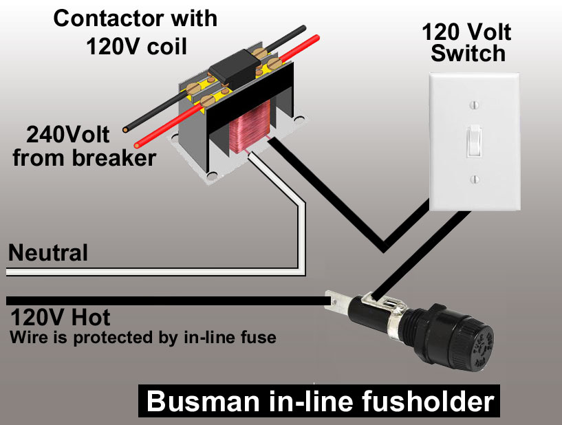fuse holders rh waterheatertimer org wiring a fused switch wiring a fused switch