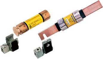 how to wire safety switch class r fuses
