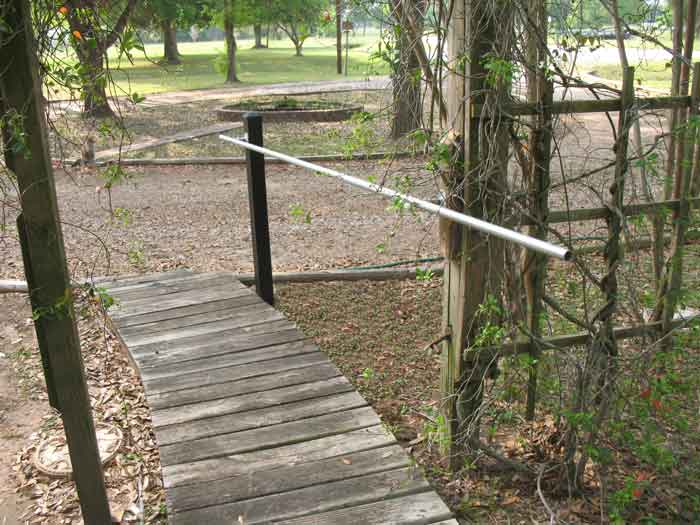 Conduit handrail