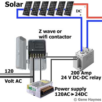 CA3750 and DC voltage