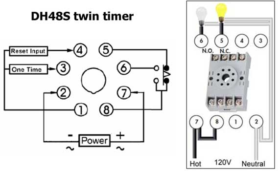 How to wire twin timer swarovskicordoba Gallery