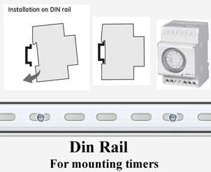 Din rail mount