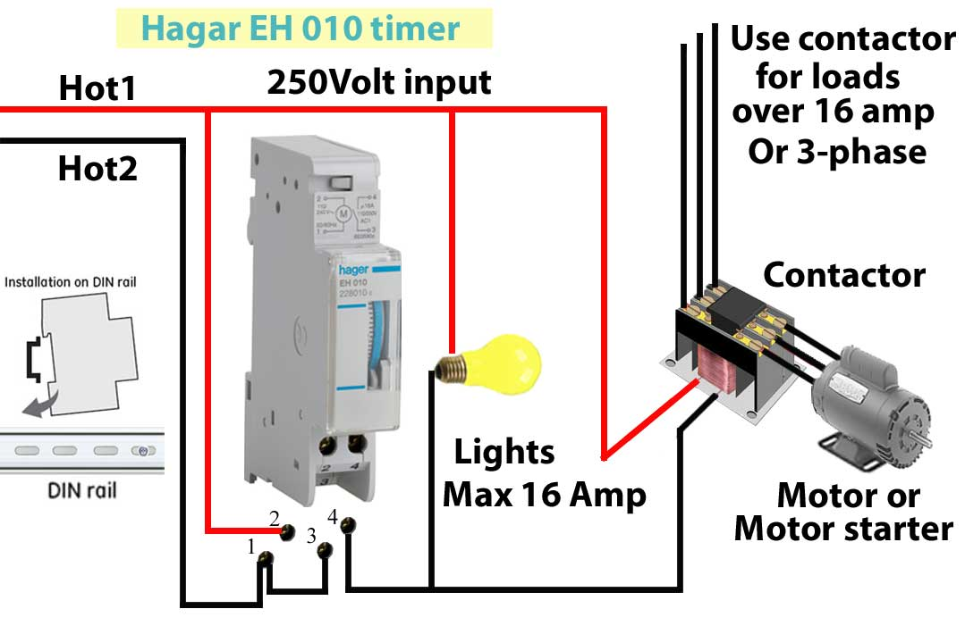 EH 010 timer wiring hagar timers and manuals hager surge protection wiring diagram at reclaimingppi.co