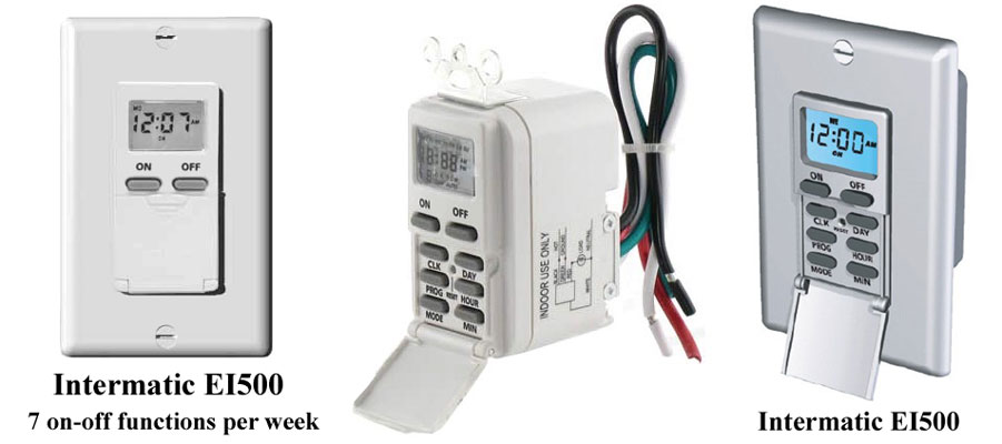 EI500 how to wire timers  at reclaimingppi.co