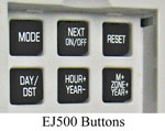 Intermatic EJ500 buttons
