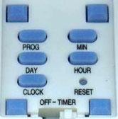 ET724 timer buttons