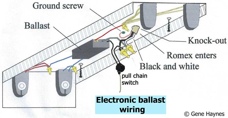 wiring diagram 4 lamp t8 ballast wiring image how to wire electronic ballast on wiring diagram 4 lamp t8 ballast