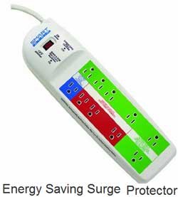 Energy saver power strip
