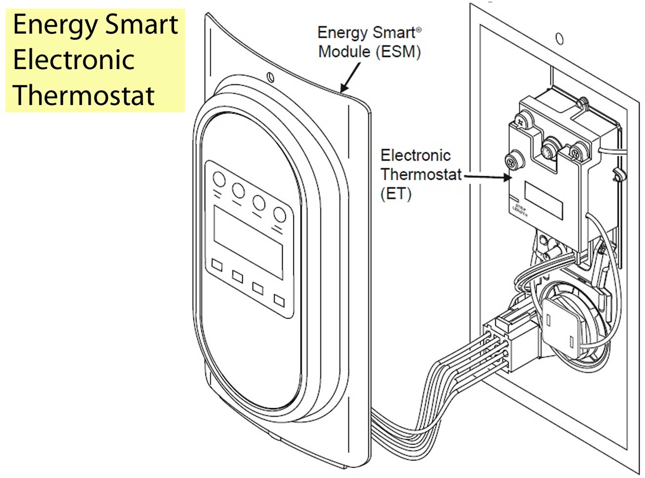Whirlpool Energy Smart Electric Water Heater Smartboard Wiring Diagram Larger Image Module Connection At Upper Element