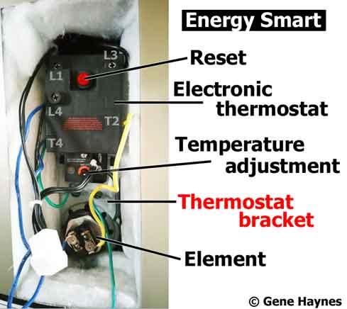 How to convert energy smart water heater to ordinary water heater: | Whirlpool Water Heater Wiring Diagram |  | Waterheatertimer.org