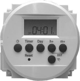 intermatic timers and manuals digi 14 series gm40e timer module