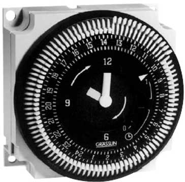 FM1 Intermatic timer