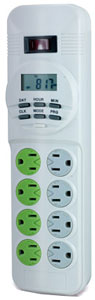 GE 14024 surge protection timer