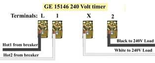 GE 15146 wiring