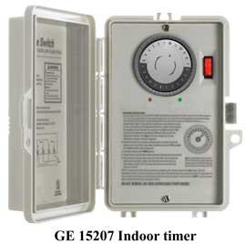 GE 15207 Timer