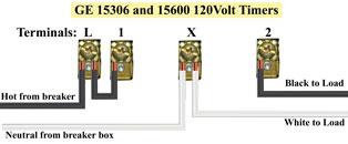 GE 15306 wiring