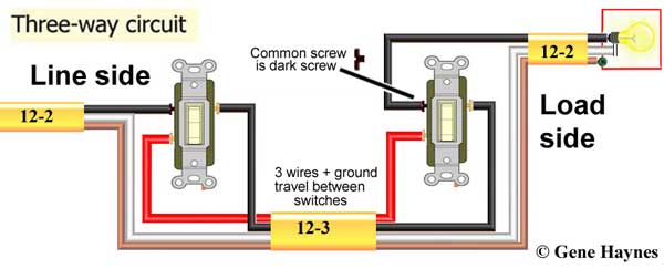 How to wire GE 15312 Sunsmart timer for Single pole & 3-way