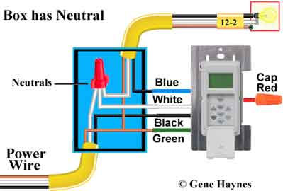 how to wire ge 15312 sunsmart timer for single pole 3 way ge 15312 timer wiring wire ge 15312 timer