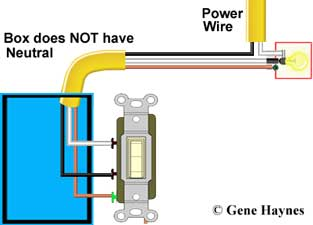 How to find Neutral wire