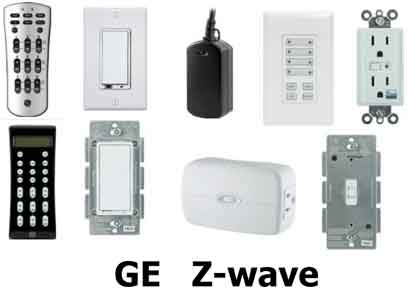 GE outdoor z-wave