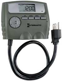 Intermatic HB800 timer