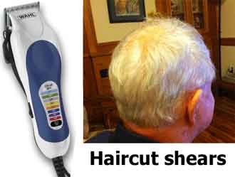Haircut for COPD
