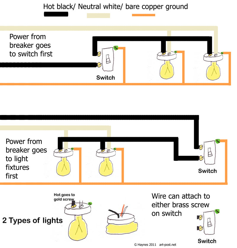 How to wire 2 lights 1 switch leviton pilot sp 01 questions & answers (with pictures) fixya wiring lights in parallel with one switch diagram at webbmarketing.co