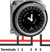 FM1 timer wiring