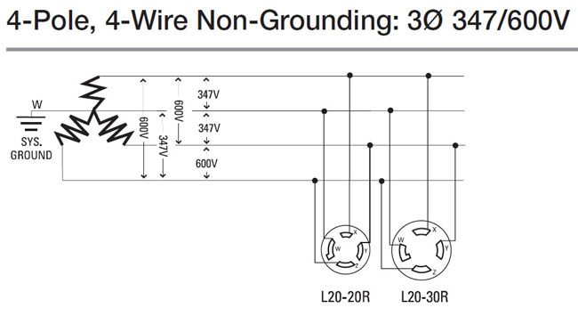 [WLLP_2054]   How to wire 3-phase | 3 Phase 4 Wire Disconnect Schematic |  | Waterheatertimer.org