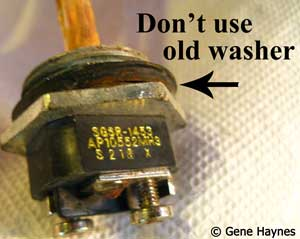 old element washer