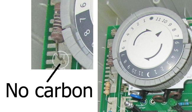R1 resistor