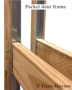 How To Install Switch On Pocket Door