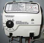 Kenmore gas valve