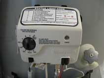 Kenmore gas control valve
