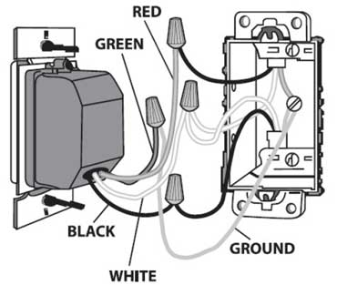 How To Wire Timers on Bathroom Exhaust Fan Wiring Diagram