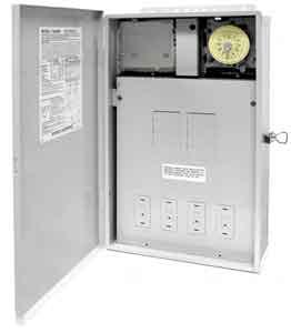 Intermatic 40004 control panel