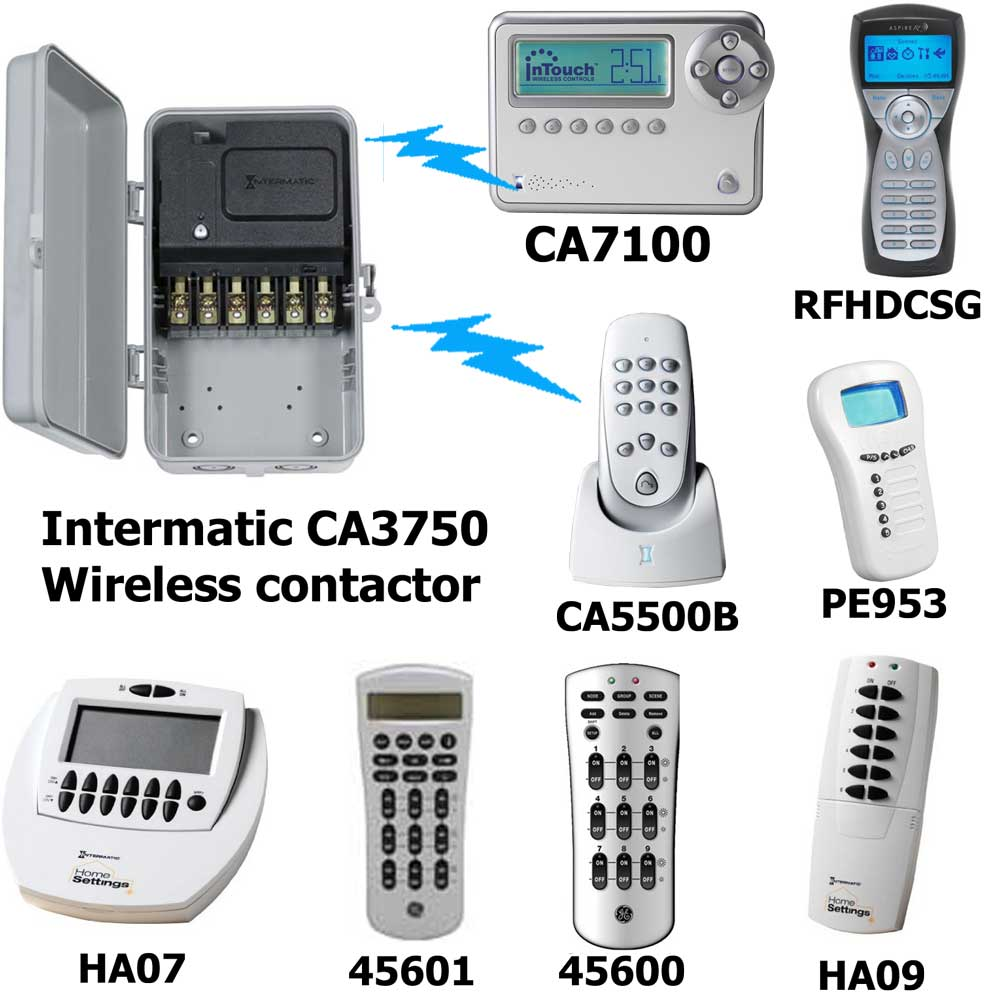 How To Wire Intermatic Ca3750 Ca 3750 Wiring Diagram Pool Larger Image