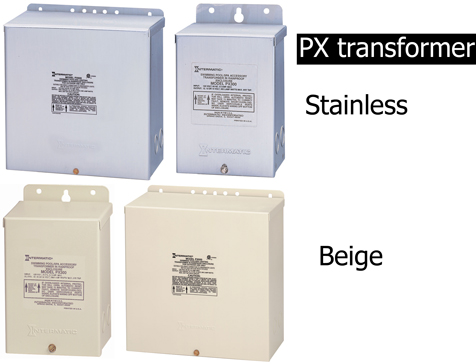 Intermatic transformer