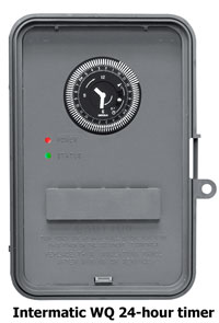 Intermatic WQ timer